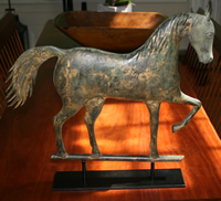 Art Display Stand - Horse